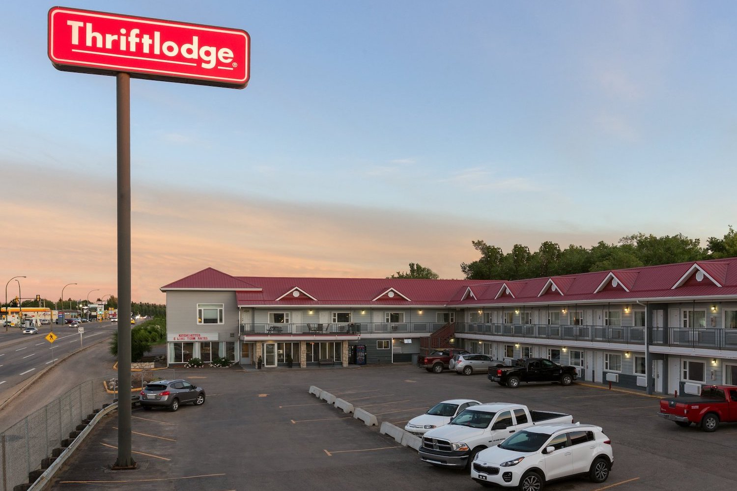 Travelodge/Thriftlodge
